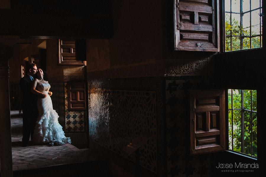 Fotografia de boda, trash the dress, postboda, Granada, La Alahmbra, Jaen, Martos, Reportajes, Jose, Miranda, Fotografia