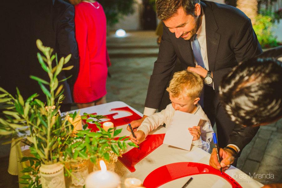 Fotografía de boda en el Cortijo de el Madroño