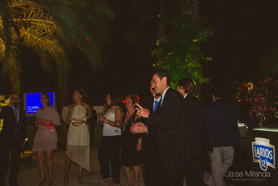 baile de grupo en boda en el cortijo el madroño en martos