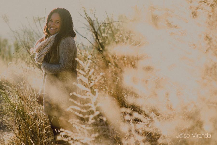 Tarde de otoño en el campo con la artista Amynata