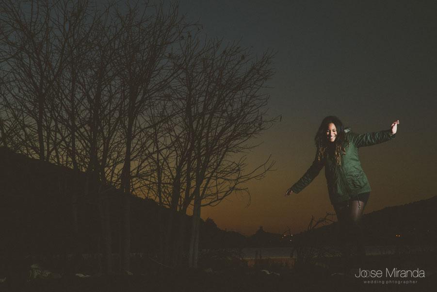 fotografía con estilo fresco y juvenil con artista femenina de sould