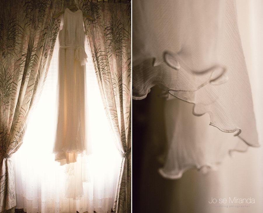 Vestido de novia de Rosa Clará