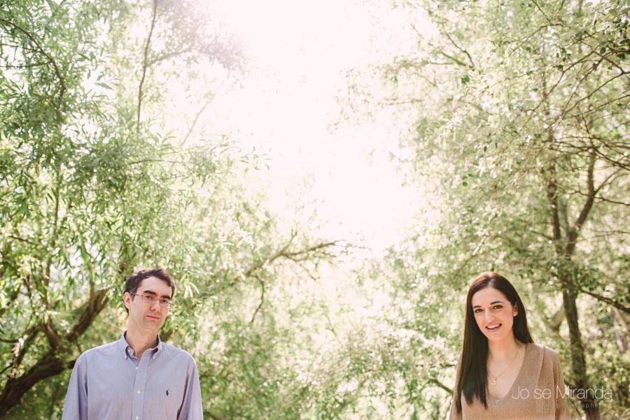Pre boda en Jaén