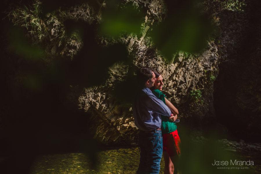 Fotografías de pre boda en Jaén