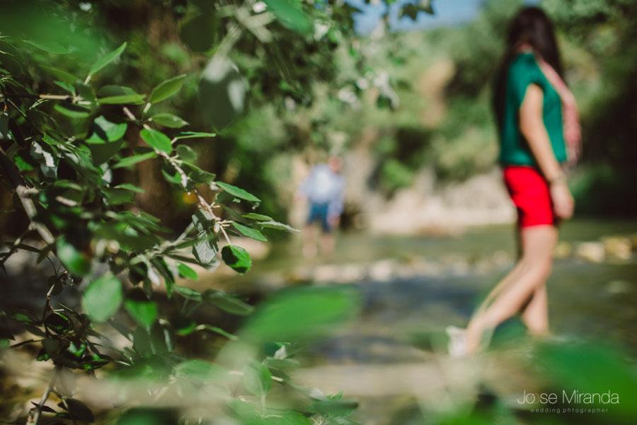 Pre boda en Jaén Fotografía