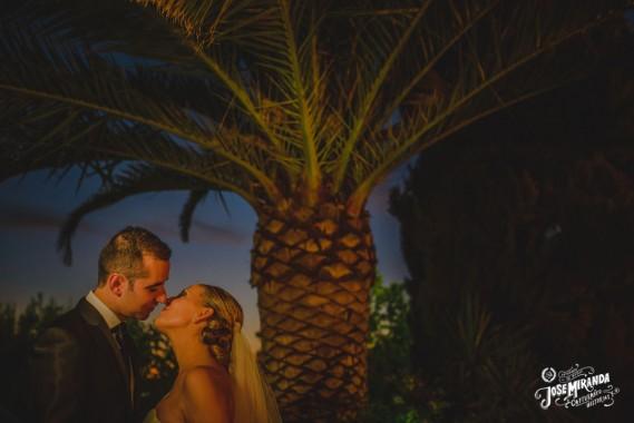 Blanca y Javi, boda civil en El Madroño.