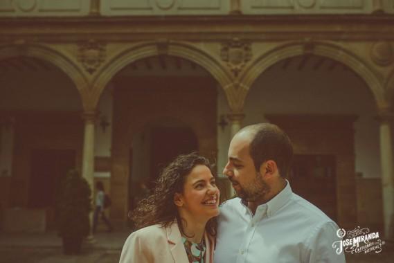 María y Vicente