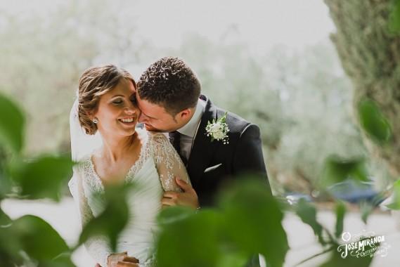 Jessica y Gabri. Fotografía de boda en el Madroño.