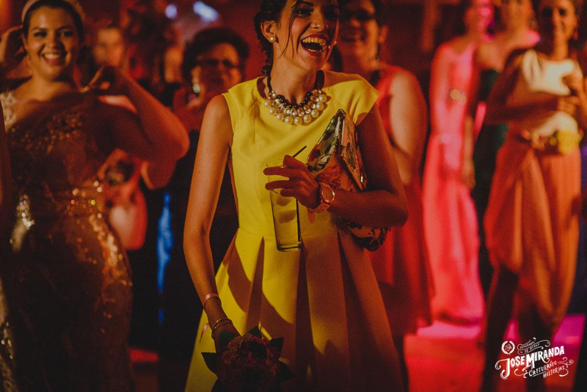 Baile de boda en Torredonjimeno