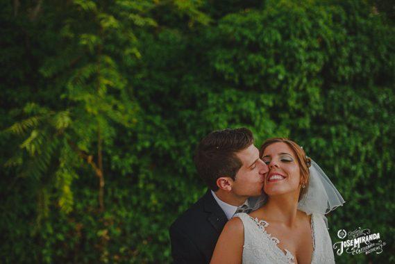 Patricia y Jose, boda en Jaén.