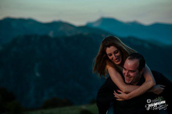 David y Silvia